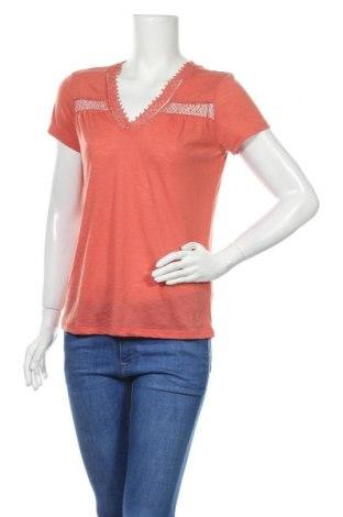 Γυναικεία μπλούζα Suzy Shier, Μέγεθος S, Χρώμα Πορτοκαλί, Πολυεστέρας, Τιμή 14,91€