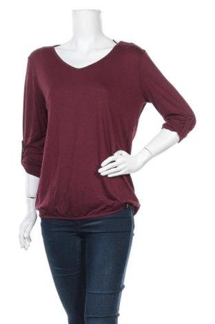 Дамска блуза Tara, Размер M, Цвят Червен, Вискоза, Цена 16,80лв.