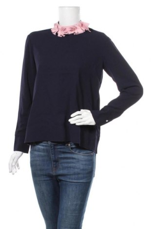 Γυναικεία μπλούζα Ted Baker, Μέγεθος S, Χρώμα Μπλέ, Πολυεστέρας, Τιμή 38,27€