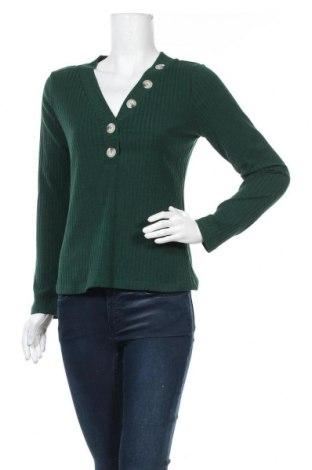 Дамска блуза Temt, Размер XL, Цвят Зелен, Цена 16,07лв.
