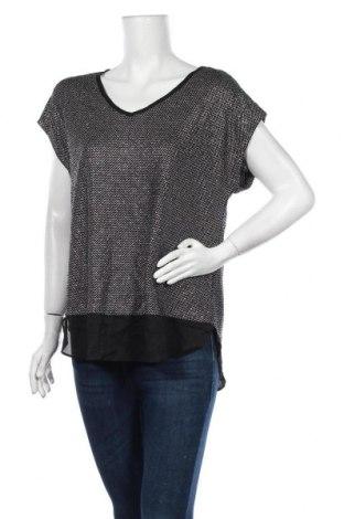 Дамска блуза Temt, Размер XL, Цвят Сребрист, 90% полиестер, 10% еластан, Цена 14,18лв.