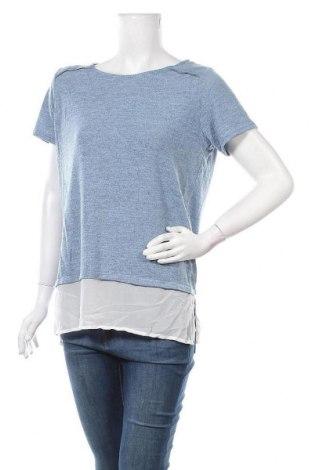 Дамска блуза Temt, Размер XL, Цвят Син, Полиестер, Цена 24,94лв.