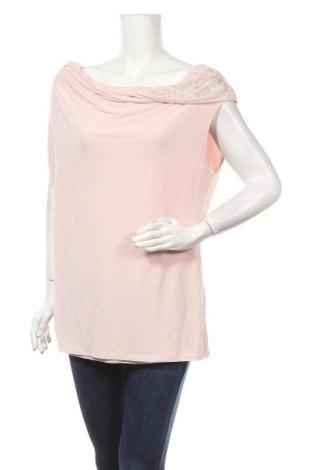 Дамска блуза Tokito City, Размер XL, Цвят Розов, Полиестер, Цена 17,64лв.