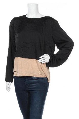 Γυναικεία μπλούζα Trenery, Μέγεθος XL, Χρώμα Μαύρο, Πολυεστέρας, Τιμή 5,85€