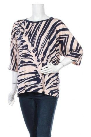 Γυναικεία μπλούζα Trenery, Μέγεθος XL, Χρώμα  Μπέζ, 50% μοντάλ, 50% βαμβάκι, Τιμή 13,64€