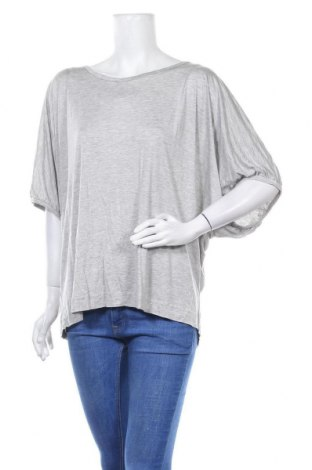 Γυναικεία μπλούζα Trenery, Μέγεθος XXL, Χρώμα Γκρί, 60% μοντάλ, 40% lyocell, Τιμή 5,84€