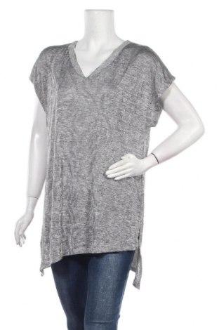 Дамска блуза Ts, Размер XL, Цвят Сив, 95% полиестер, 5% еластан, Цена 17,85лв.
