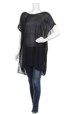 Дамска блуза Ts, Размер 4XL, Цвят Черен, Полиестер, Цена 33,60лв.
