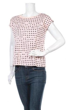 Дамска блуза Uniqlo, Размер S, Цвят Розов, 60% памук, 40% модал, Цена 13,39лв.