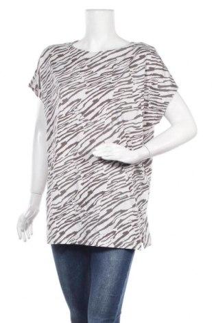 Дамска блуза Uniqlo, Размер XL, Цвят Бял, 60% памук, 40% модал, Цена 28,93лв.