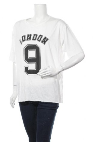 Γυναικεία μπλούζα Valley Girl, Μέγεθος L, Χρώμα Λευκό, Πολυεστέρας, Τιμή 4,09€