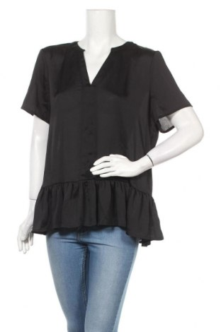 Дамска блуза Vero Moda, Размер XL, Цвят Черен, Полиестер, Цена 18,00лв.