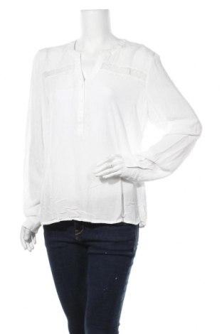 Γυναικεία μπλούζα Vero Moda, Μέγεθος L, Χρώμα Λευκό, Βισκόζη, Τιμή 5,67€