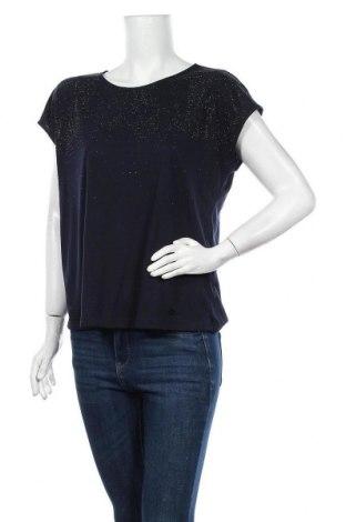 Γυναικεία μπλούζα Viventy by Bernd Berger, Μέγεθος XL, Χρώμα Μπλέ, 65% πολυεστέρας, 35% βισκόζη, Τιμή 7,60€