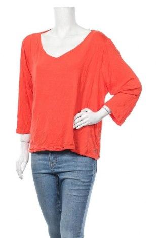 Дамска блуза W. Lane, Размер XL, Цвят Оранжев, Лиосел, Цена 5,39лв.