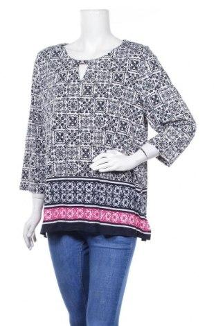 Γυναικεία μπλούζα W. Lane, Μέγεθος XL, Χρώμα Πολύχρωμο, Πολυεστέρας, ελαστάνη, Τιμή 4,94€