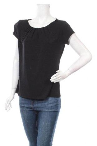 Дамска блуза Worthington, Размер M, Цвят Черен, 95% полиестер, 5% еластан, Цена 16,80лв.