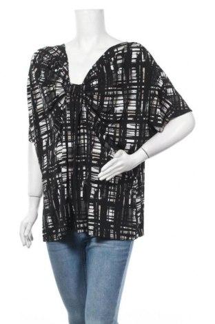 Дамска блуза Worthington, Размер XXL, Цвят Многоцветен, 95% полиестер, 5% еластан, Цена 16,07лв.
