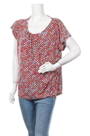 Γυναικεία μπλούζα Worthington, Μέγεθος XXL, Χρώμα Πολύχρωμο, 95% πολυεστέρας, 5% ελαστάνη, Τιμή 7,60€