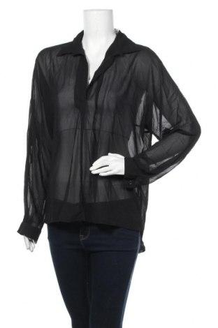 Дамска блуза Zanzea, Размер XXL, Цвят Черен, Цена 8,93лв.