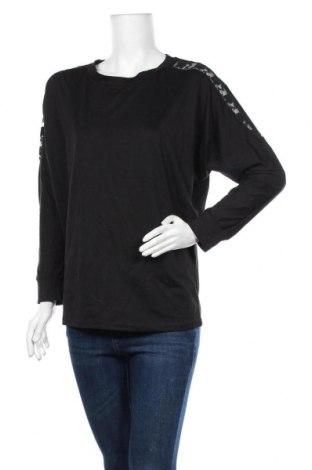 Дамска блуза Zanzea, Размер L, Цвят Черен, Цена 11,97лв.