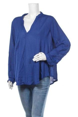 Дамска блуза Zanzea, Размер XL, Цвят Син, Цена 10,40лв.