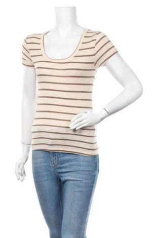 Γυναικεία μπλούζα Zenana Outfitters, Μέγεθος S, Χρώμα  Μπέζ, Τιμή 7,73€