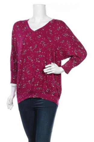 Дамска блуза Zero, Размер L, Цвят Лилав, 95% вискоза, 5% еластан, Цена 19,95лв.