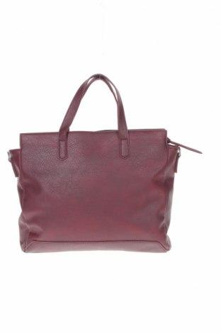 Γυναικεία τσάντα, Χρώμα Κόκκινο, Δερματίνη, Τιμή 7,60€