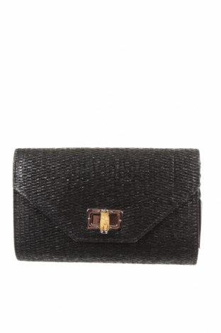 Γυναικεία τσάντα, Χρώμα Μαύρο, Κλωστοϋφαντουργικά προϊόντα, Τιμή 8,66€