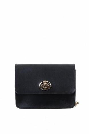 Γυναικεία τσάντα Coach, Χρώμα Μαύρο, Γνήσιο δέρμα, Τιμή 89,07€