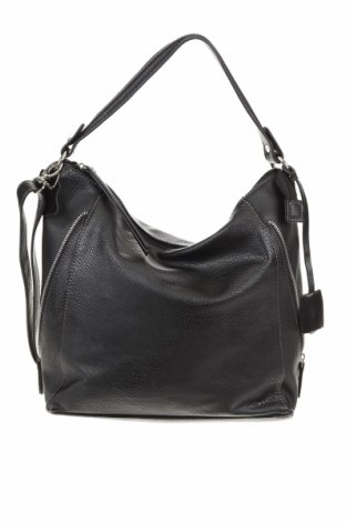 Γυναικεία τσάντα El Potro, Χρώμα Μαύρο, Δερματίνη, Τιμή 35,24€