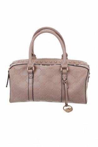 Γυναικεία τσάντα Gaudi, Χρώμα  Μπέζ, Δερματίνη, Τιμή 26,91€