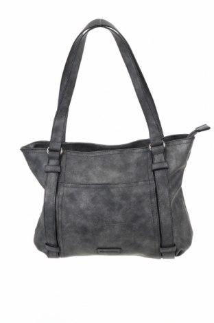 Γυναικεία τσάντα Gerry Weber, Χρώμα Γκρί, Δερματίνη, Τιμή 34,64€