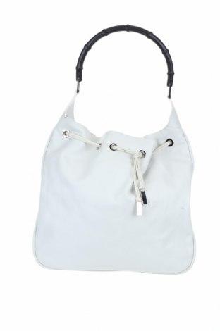 Γυναικεία τσάντα Gucci, Χρώμα Λευκό, Γνήσιο δέρμα, Τιμή 394,82€