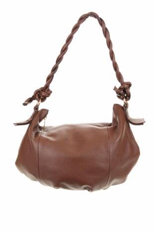 Γυναικεία τσάντα Lupo Barcelona, Χρώμα Καφέ, Γνήσιο δέρμα, Τιμή 106,82€