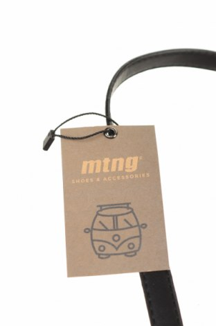 Дамска чанта Mtng, Цвят Сребрист, Текстил, еко кожа, Цена 17,15лв.