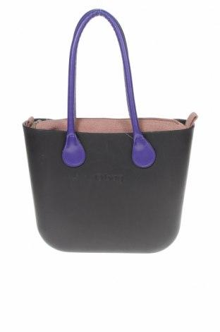 Γυναικεία τσάντα O bag, Χρώμα Μαύρο, Πολυουρεθάνης, δερματίνη, Τιμή 54,90€
