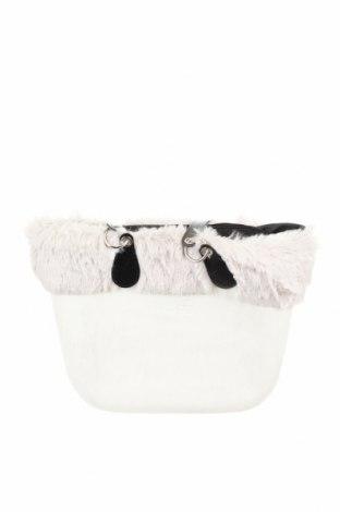 Дамска чанта O bag, Цвят Бял, Полиуретан, Цена 110,96лв.