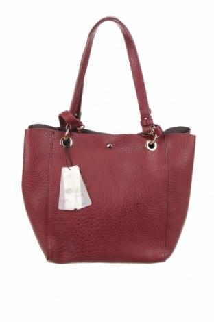 Дамска чанта Parfois, Цвят Лилав, Еко кожа, Цена 37,95лв.
