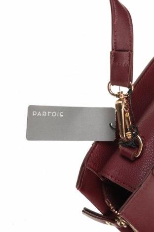 Дамска чанта Parfois, Цвят Лилав, Еко кожа, Цена 25,96лв.
