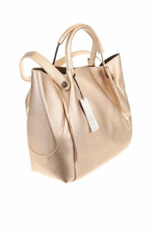 Дамска чанта Parfois, Цвят Бежов, Еко кожа, Цена 37,26лв.