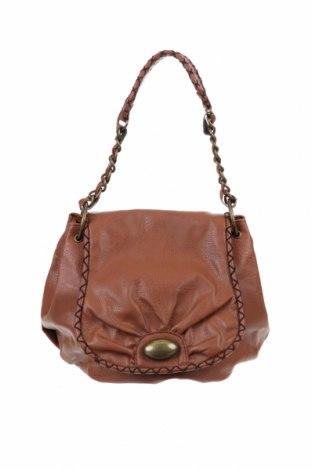 Γυναικεία τσάντα Reserved, Χρώμα Καφέ, Δερματίνη, Τιμή 21,03€