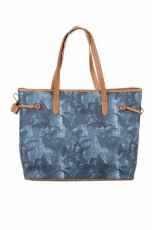 Γυναικεία τσάντα Timberland, Χρώμα Μπλέ, Δερματίνη, Τιμή 84,67€