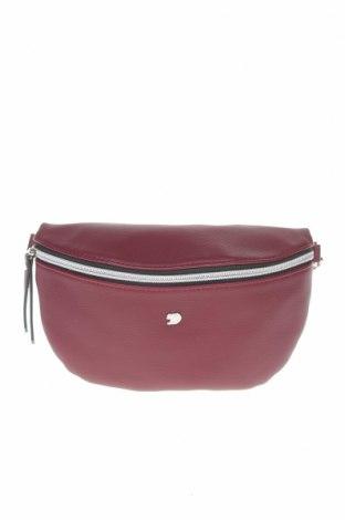 Γυναικεία τσάντα Tom Tailor, Χρώμα Κόκκινο, Δερματίνη, Τιμή 23,45€