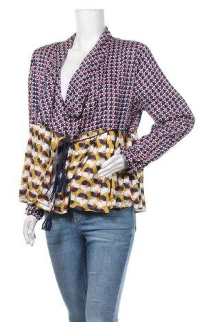 Дамска жилетка, Размер XL, Цвят Многоцветен, Модал, Цена 5,58лв.