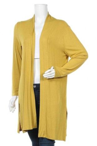 Дамска жилетка Betty Barclay, Размер XL, Цвят Жълт, 95% вискоза, 5% еластан, Цена 39,90лв.