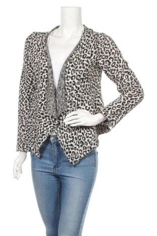 Дамска жилетка Gaudi, Размер M, Цвят Черен, 95% памук, 5% еластан, Цена 37,44лв.