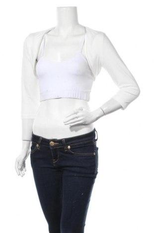 Дамска жилетка Jake*s, Размер S, Цвят Бял, 92% полиестер, 8% еластан, Цена 22,05лв.