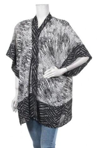 Дамска жилетка Suzanne Grae, Размер L, Цвят Черен, Полиестер, Цена 4,46лв.